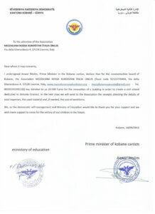 lettera mislim foto