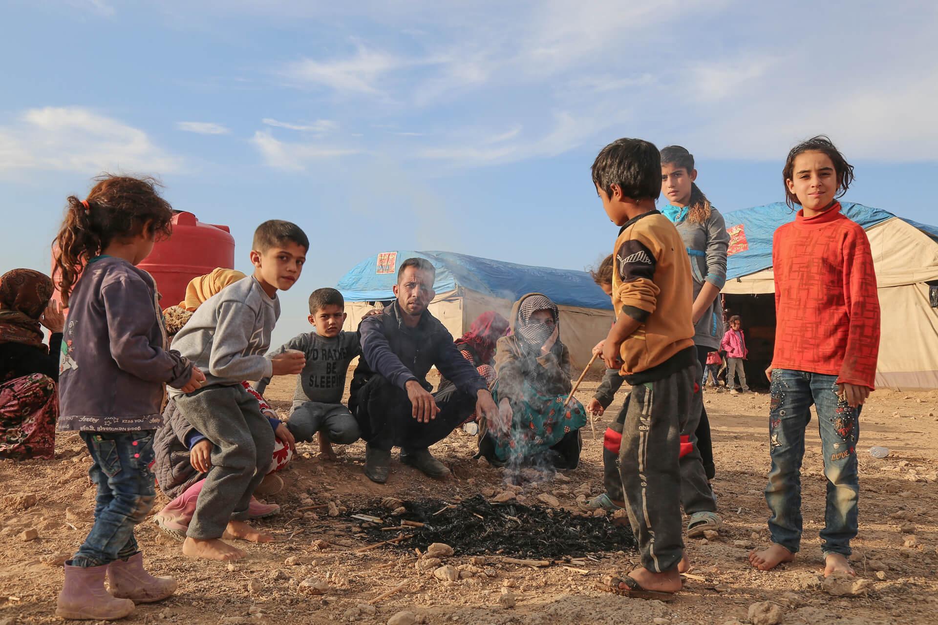 Una Clinica per i Profughi di Afrin