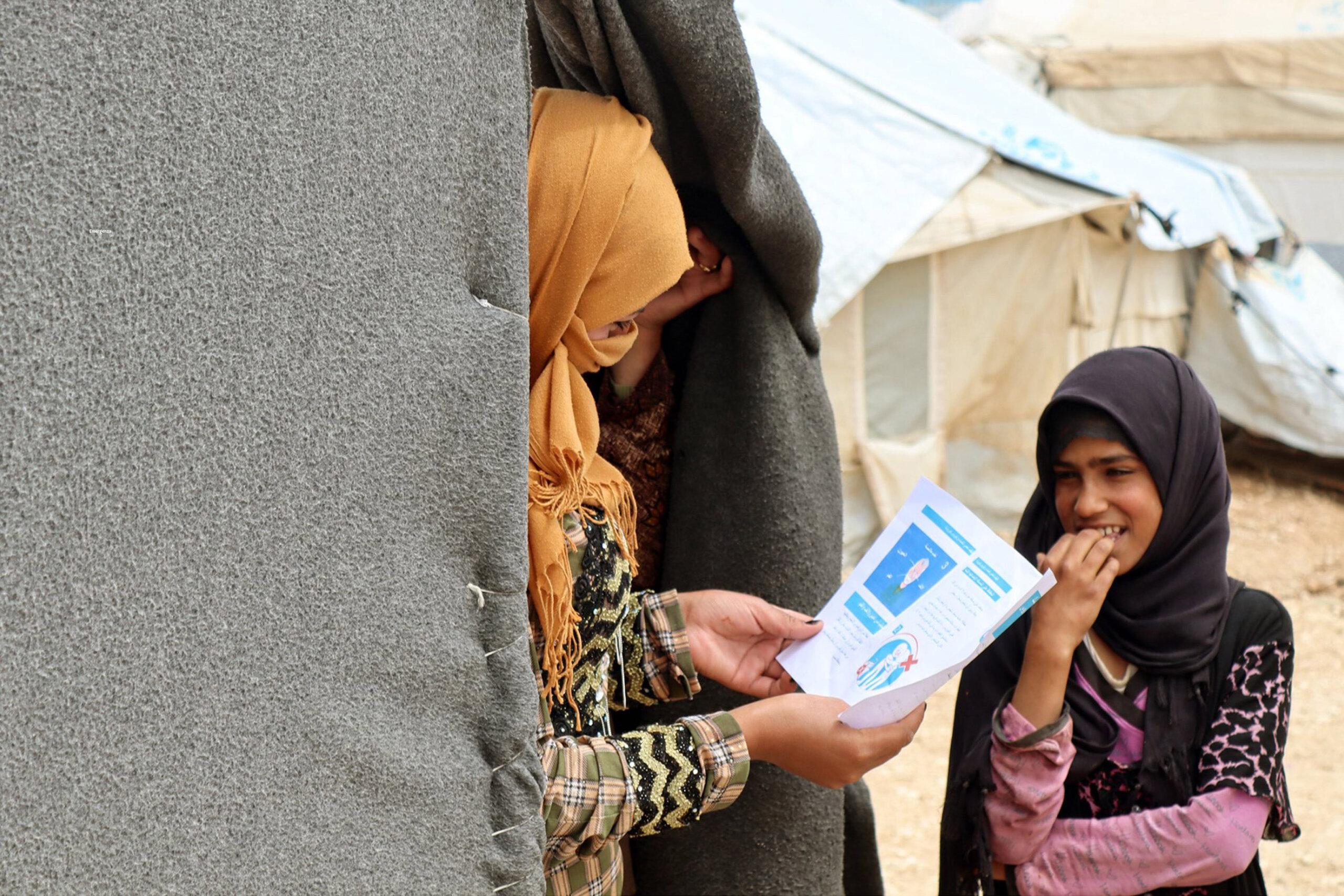 Emergenza Coronavirus in Rojava